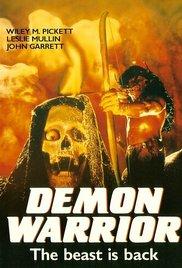 Demon Warrior movie