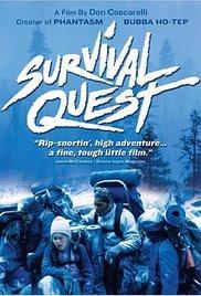 Survival Quest movie