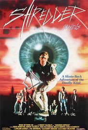 Shredder Orpheus movie