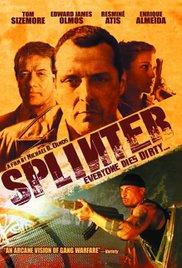 Splinter movie