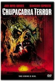 Chupacabra Terror movie
