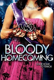 Bloody Homecoming movie