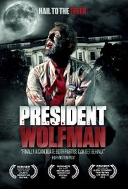 President Wolfman movie