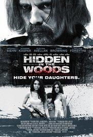 Hidden in the Woods movie