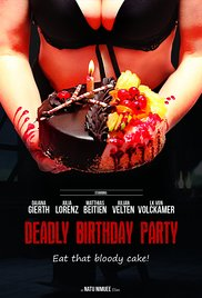 Deadly Birthday Party movie