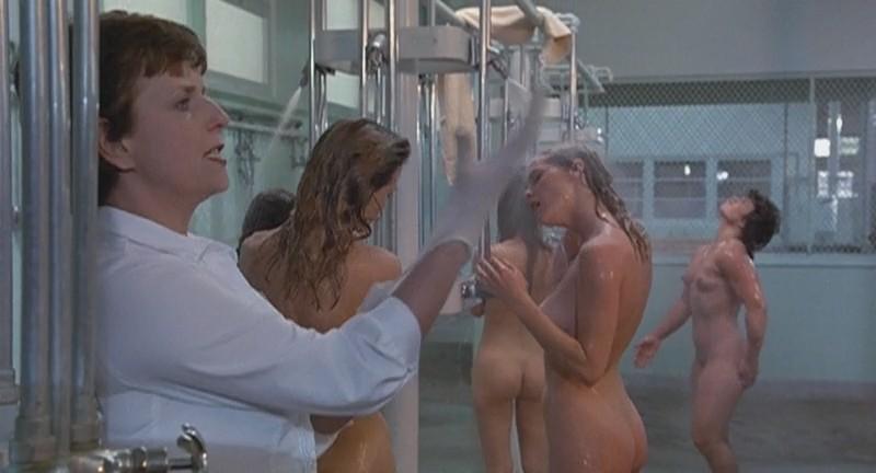 Nude in school shower — pic 4