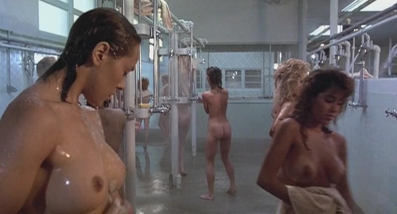 naked girls in prison shower