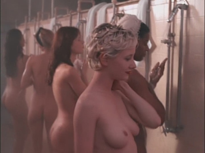 Naked girl in shower movies that interrupt