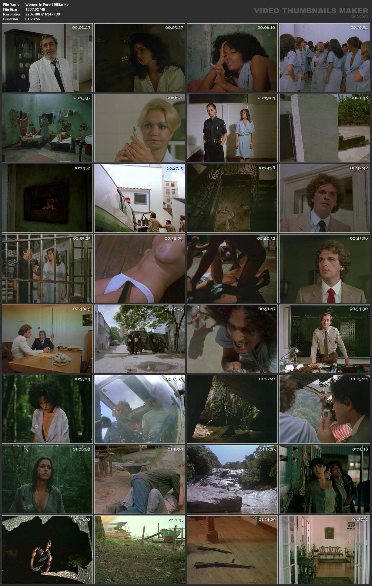 women in fury 1985 full movie