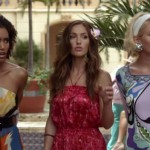 "Charlie's Angels ""Angels in Chains"" movie"