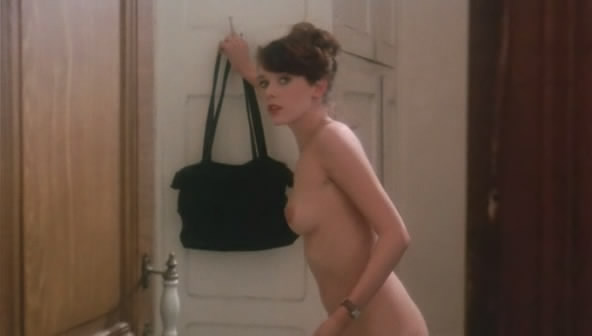 Mireille Audibert  nackt