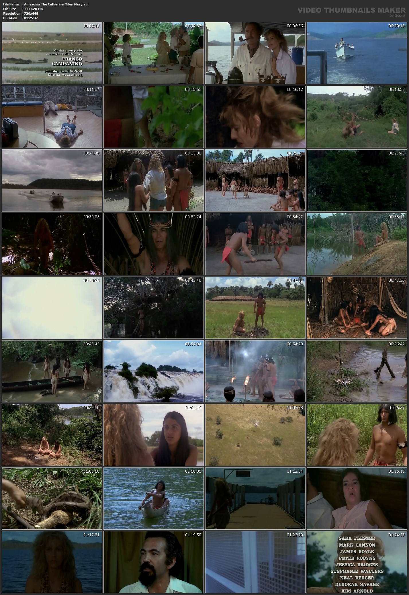 Amazonia game