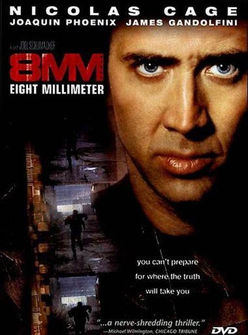 8MM (1999) Crime, Drama, Mystery