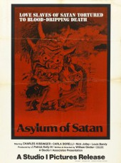 Asylum of Satan 1972