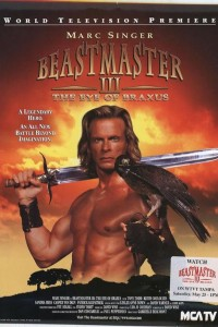 The Beastmaster 3: The Eye of Braxus