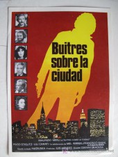 Buitres sobre la ciudad AKA Vultures Over the City