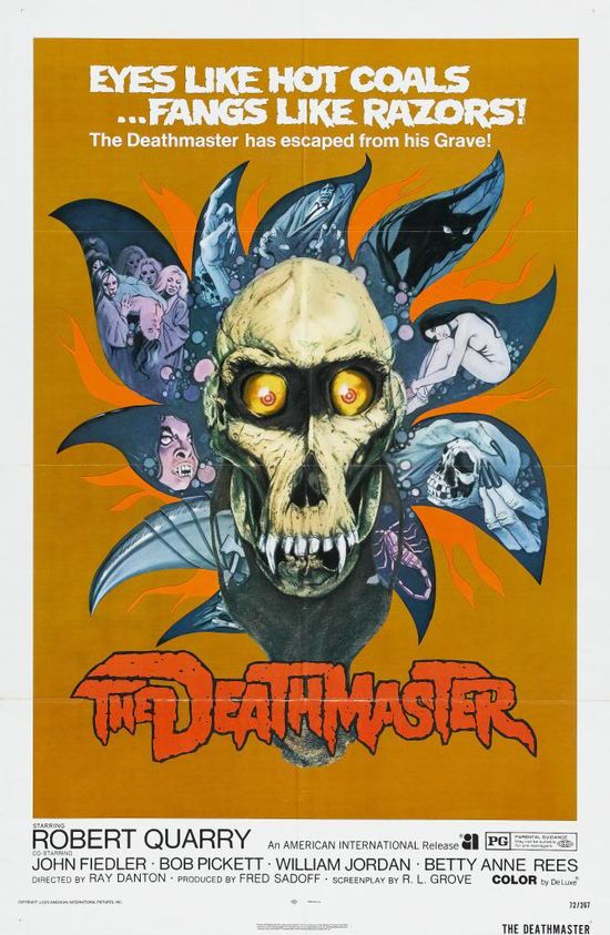 Deathmaster movie