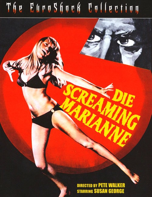 Die Screaming, Marianne movie