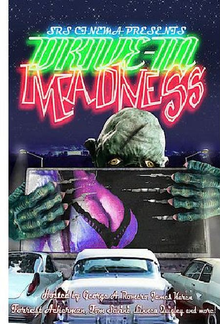 Drive-In Madness! movie