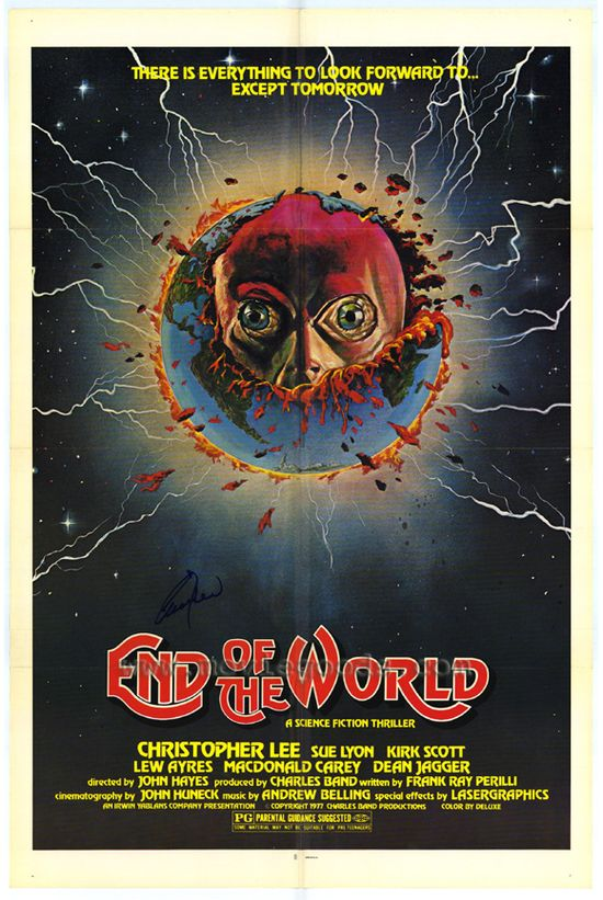 end of the world film