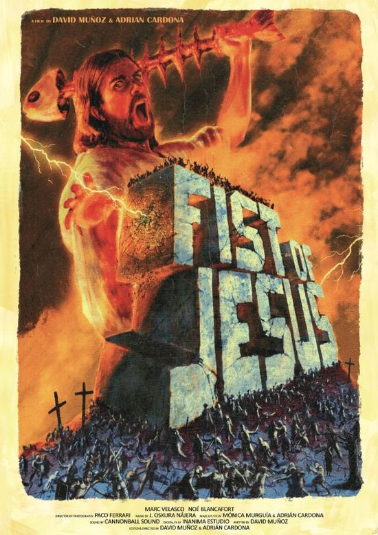 Fist of Jesus movie