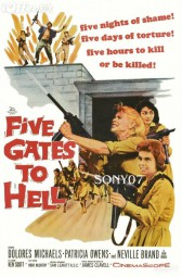 Five Gates to Hell 1959