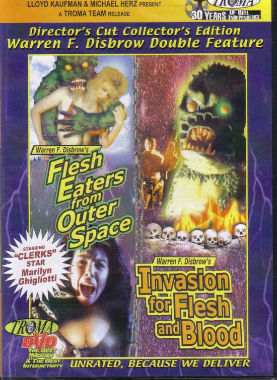 Flesh Eaters from Outer Space movie