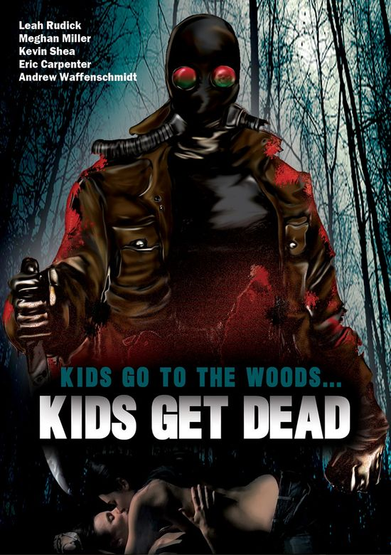 Kids Go to the Woods... Kids Get Dead movie