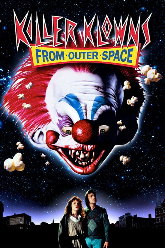 Killer Klowns from Outer Space movie