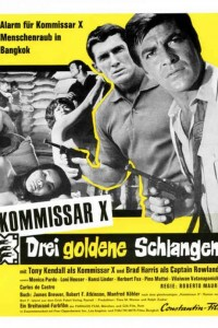 Kommissar X – Three Golden Serpents