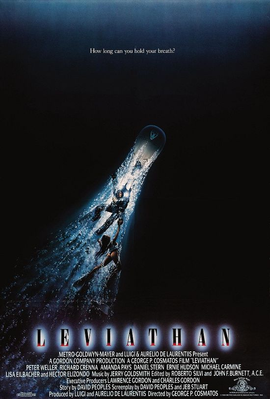 Leviathan 1989 | Download movie
