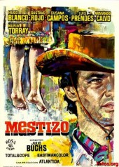 Mestizo AKA Django Does Not Forgive 1966