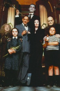 "New Addams Family ""Wednesday Leaves Home"""