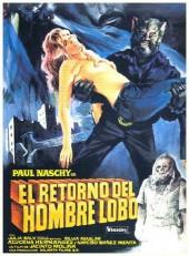 Night of hte Werewolf / El retorno del Hombre-Lobo