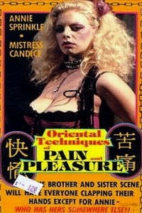 Oriental Techniques in Pain and Pleasure