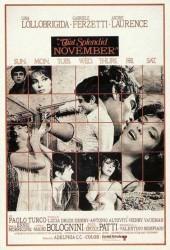 That Splendid November AKA Un bellissimo novembre