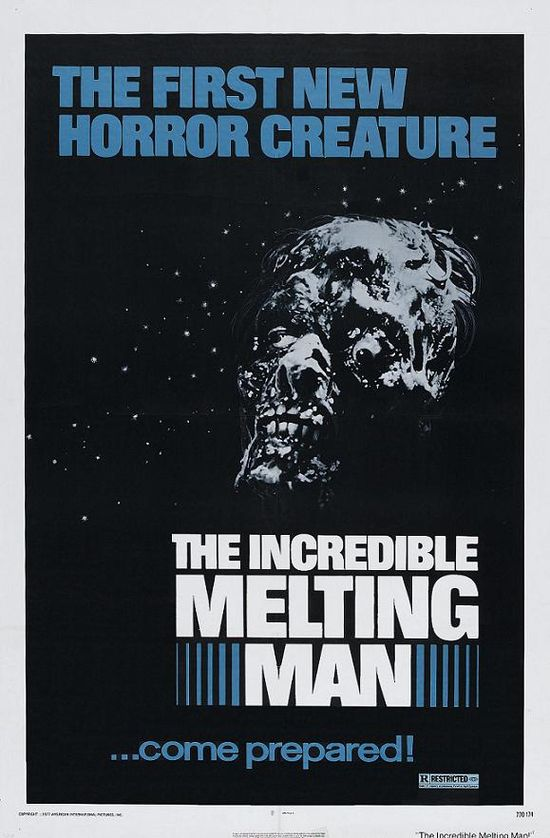 The Incredible Melting Man movie
