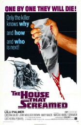 The House That Screamed (La Residencia)