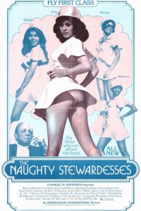 Naughty Stewardesses