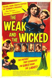 The Weak and the Wicked 1954