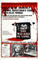 The Wizard of Gore 1970