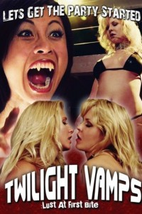 Twilight Vamps: Lust At First Bite