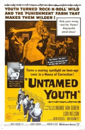 Untamed Youth 1957