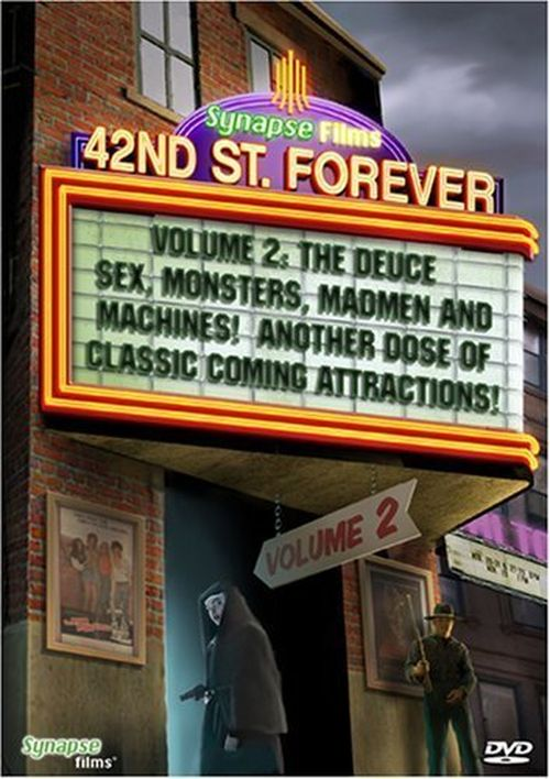 42nd Street Forever, Volume 2: The Deuce movie