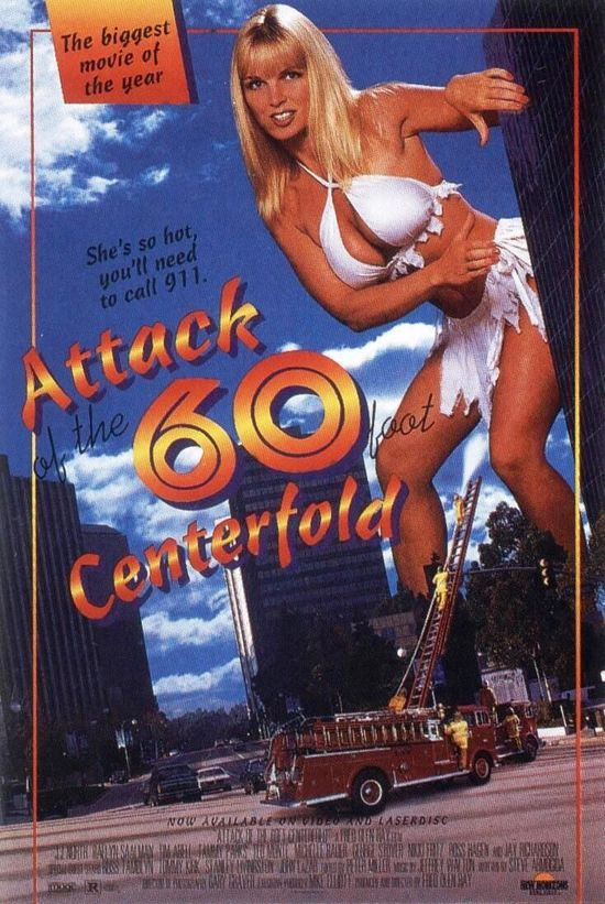 Attack of the 60 Foot Centerfolds movie
