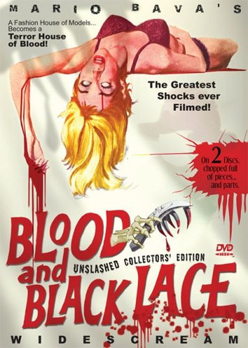 Blood and Black Lace movie