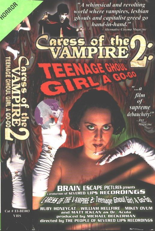 Caress of the Vampire 2 movie
