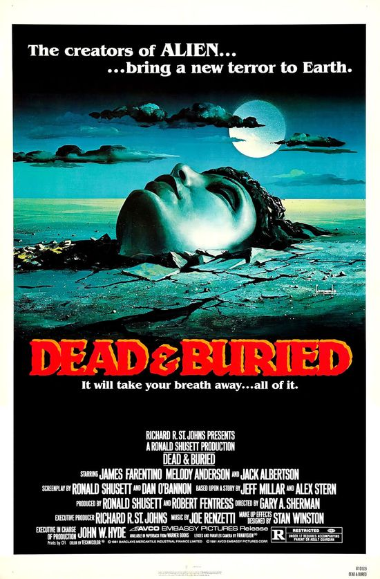 Dead and Buried  movie