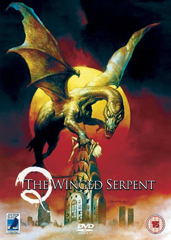 Q The Winged Serpent movie