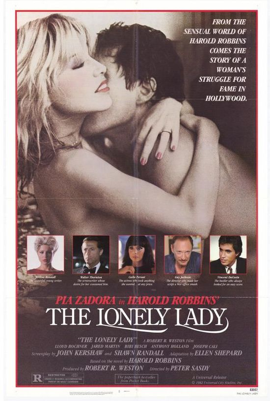 The Lonely Lady movie